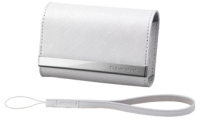 White Leather Case - LCS-CSVAW for Digital