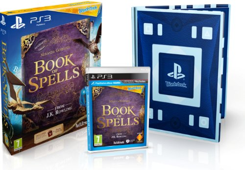 Wonderbook: Book of Spells (Includes Wonderbook and Book of Spells Game) (PS3)