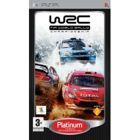 SONY World Rally Championship Platinum PSP