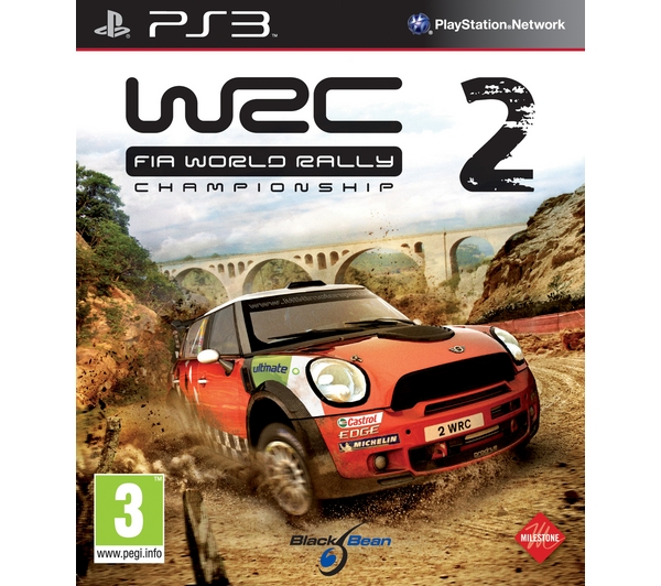WRC 2 FIA World Rally Championship PS3