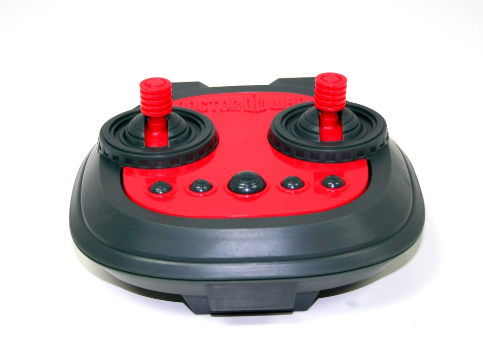 Parts - 13`` Dalek Red Drone - Remote 40mhz