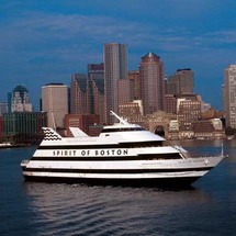 of Boston Lunch Cruise - Monday-Friday