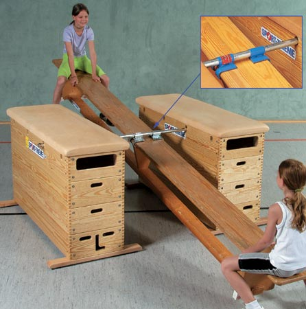 Gymnastics Bench Teeter DBGM