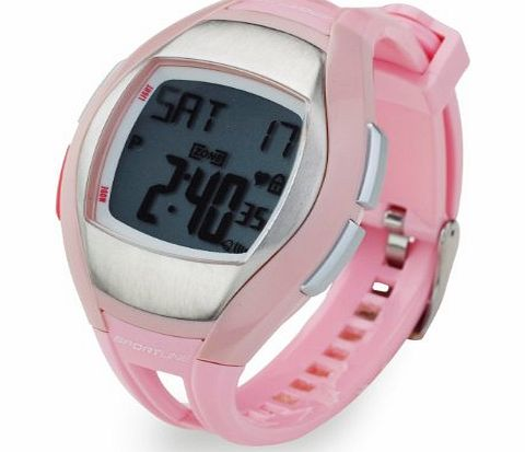 Sportline Womens Solo 925 Heart Rate Monitor and Pedometer