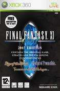 Final Fantasy XI Online 2007 Edition Xbox 360