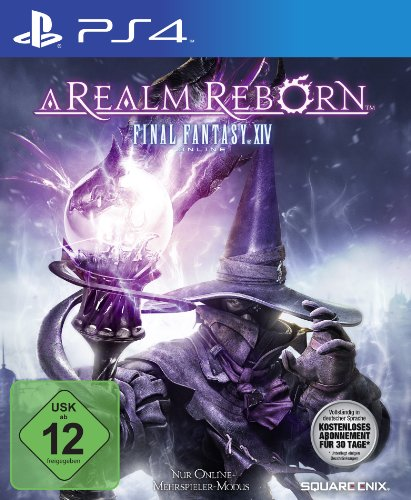 Final Fantasy XIV: A Realm Reborn - Sony PlayStation 4