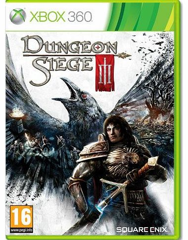 Dungeon Siege 3 on Xbox 360