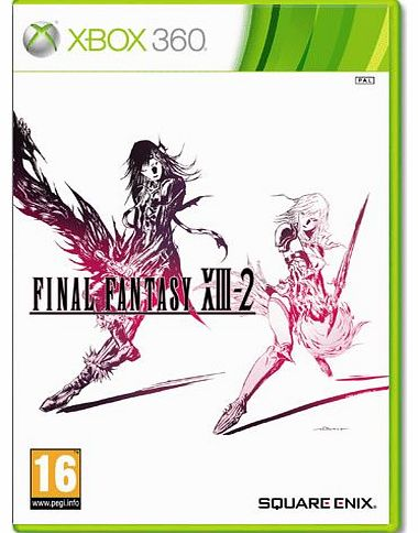 Final Fantasy XIII-2 on Xbox 360