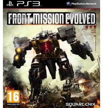 Front Mission Evolved on PS3