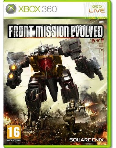 Front Mission Evolved on Xbox 360