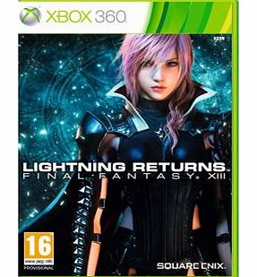 Lightning Returns: Final Fantasy XIII on Xbox 360