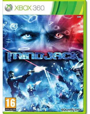 Mindjack on Xbox 360