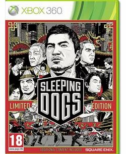 Sleeping Dogs - Limited Edition on Xbox 360