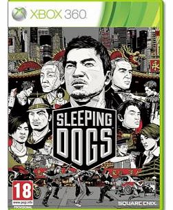 Sleeping Dogs on Xbox 360