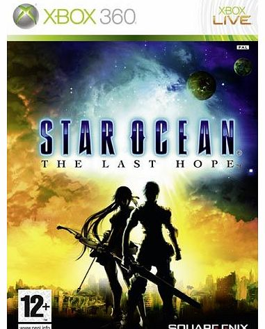 Star Ocean: The Last Hope on Xbox 360