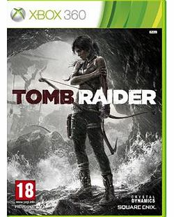 Tomb Raider on Xbox 360