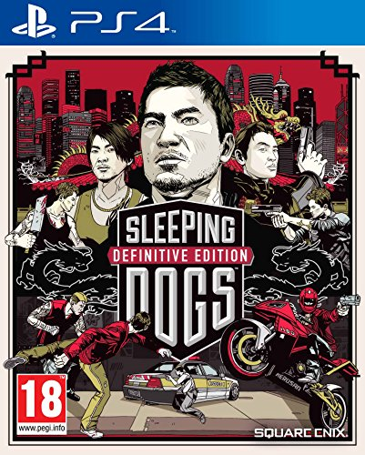 Sleeping Dogs Definitive Edition: Limited Edition (PS4)