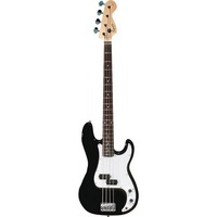 By Fender Affinity P - Bass Guitar RW Black