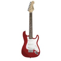 By Fender Mini Strat 3/4 Size Torino Red