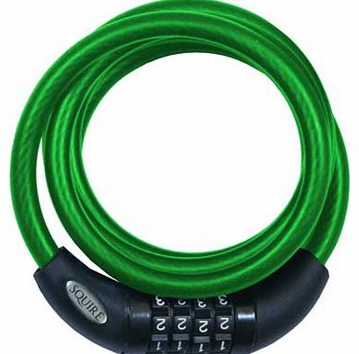 180mm x 10mm 215 Cable Combi - Green
