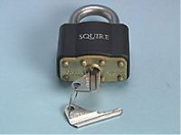 49Ss Rust Proof Padlock 50mm