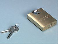 Lp10Cs Leopard Close Shackle Padlock