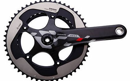 Red 2012 Bb30 Exogram Chainset - 53-39t