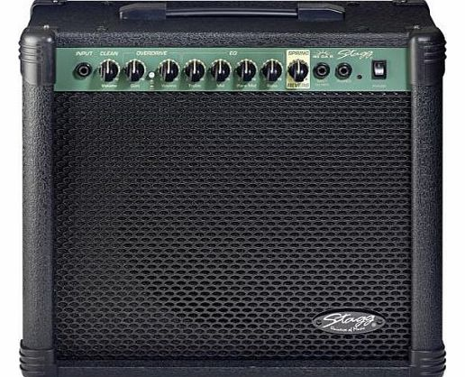 Stagg 40GA R UK 40W Guitar Amplifier - Black