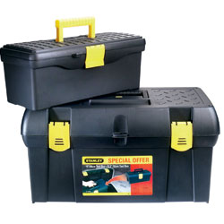 19and#34;/49cm Tool Box Plus 12.5and34;/32cm Tool Box Value Pack