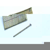S28090G8 Galvanised Smooth Nail 90mm x 2000