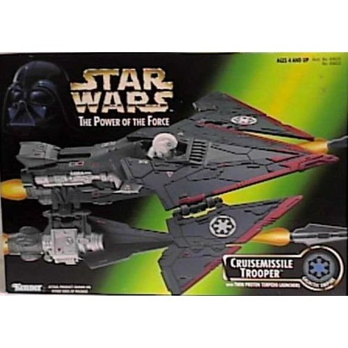 Star Wars Power of the Force Cruisemissile Trooper