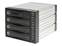 .com 4 Drive 3.5in Hot Swap SATA Mobile Rack Backplane