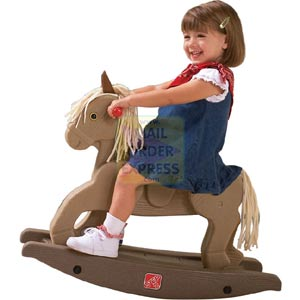 Classic Clippity Clop Rocking Horse