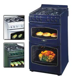 STOVES 600SIDLM (GREEN)