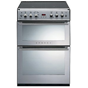 Stoves 61GDOA Stainless Steel
