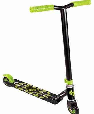 Kids Stunt X Scooter - Lime Green