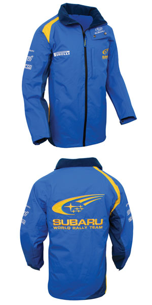 World Rally Team 08 Lightweight Jacket