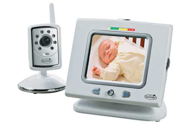 summer infant summer picture me digital baby video monitor review compare prices buy online. Black Bedroom Furniture Sets. Home Design Ideas