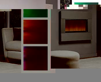 Suncrest Surrounds Mistral Electric Fireplace