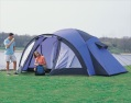4-person family dome tent