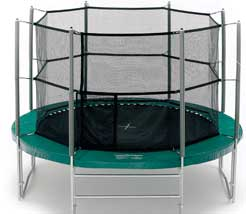 Super Tramp 14ft Safety Enclosure
