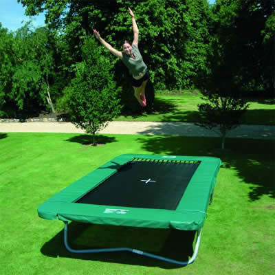 Super Tramp Kangaroo Trampoline (Super Tramp The Kangaroo)