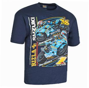 RIZLA SUZUKI Fan T-shirt