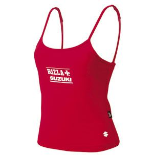 RIZLA SUZUKI Ladies Strappy Top One Size