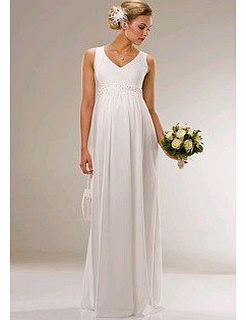 Sweet Belly Pure Love Maternity Evening/Wedding Dress Size 14
