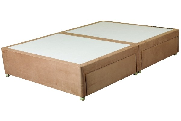 Compare prices of divan beds read divan bed reviews buy for Divan 4 drawer base