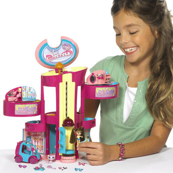 Jewellery Case Outdoor Mall Playset