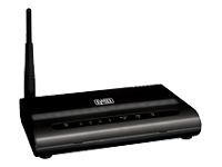 Wireless ADSL 2/2  Modem/Router 54 Mbps Annex A