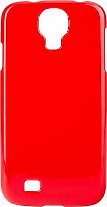 Nude Samsung Galaxy S4 Case - Red