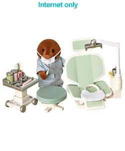 Families - Dentist Play Set
